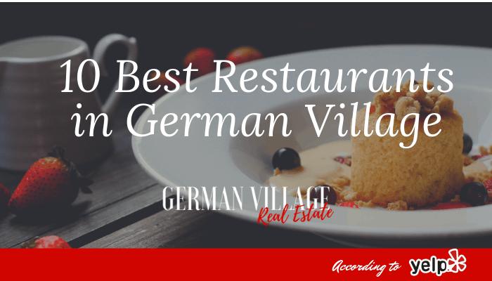 German Village Restaurants